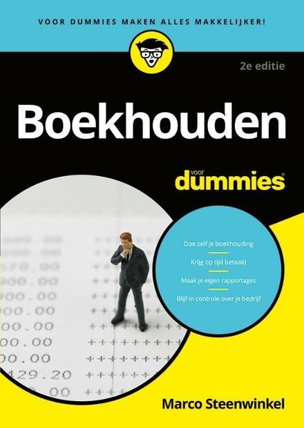 Boekhouden voor dummies