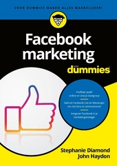 Facebookmarketing voor dummies