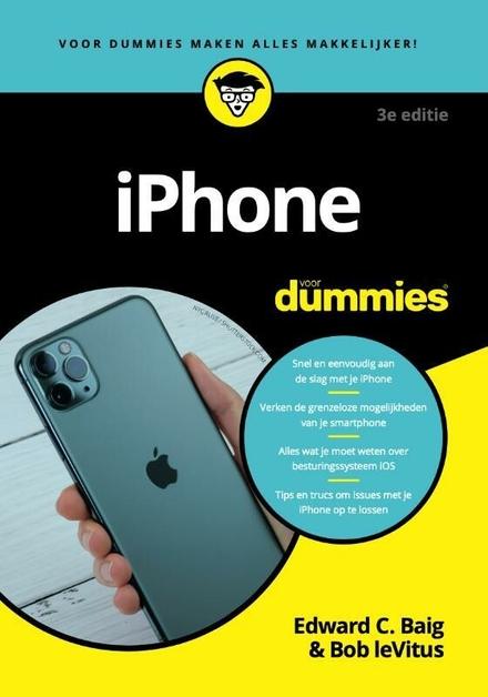 iPhone voor dummies