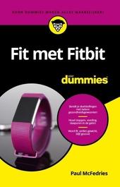 Fit met Fitbit voor dummies