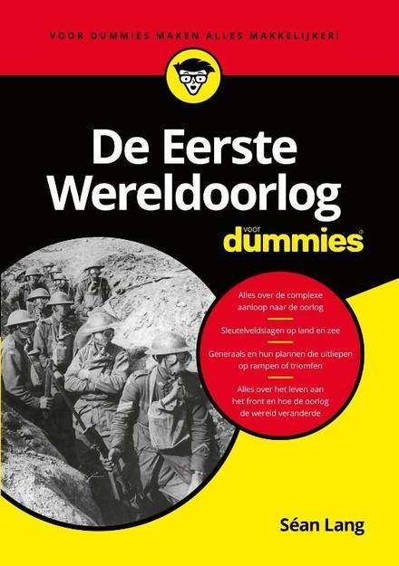 De Eerste Wereldoorlog voor dummies