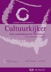 Cultuurkijker : atlas podiumkunsten Vlaanderen : een geografische analyse