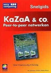 KaZaA and co : peer-to-peer netwerken