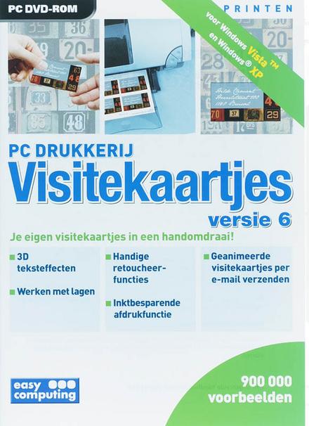 PC drukkerij : visitekaartjes