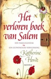 Het verloren boek van Salem : een familiegeheim, een eeuwenoude vervloeking