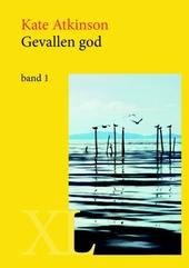 Gevallen god : roman