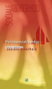 Pensioenzakboekje 2013