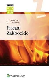 Fiscaal zakboekje 2016/2