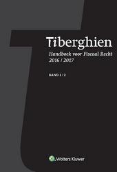 Tiberghien handboek voor fiscaal recht 2016-2017