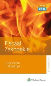 Fiscaal zakboekje 2017/2