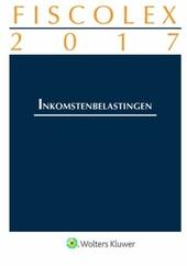 Fiscolex 2017 : wetboek van de inkomstenbelastingen met uitvoeringsbesluiten en bijzondere wetgeving : Vlaamse Code...