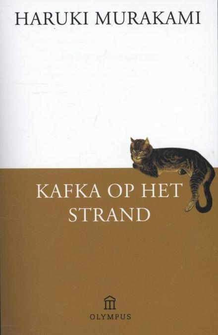 Kafka op het strand - Spannende en fantasierijke roman