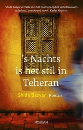 's Nachts is het stil in Teheran : roman