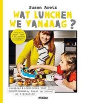 Wat lunchen we vandaag? : recepten & inspiratie voor lunchtrommels, feest op school en traktaties