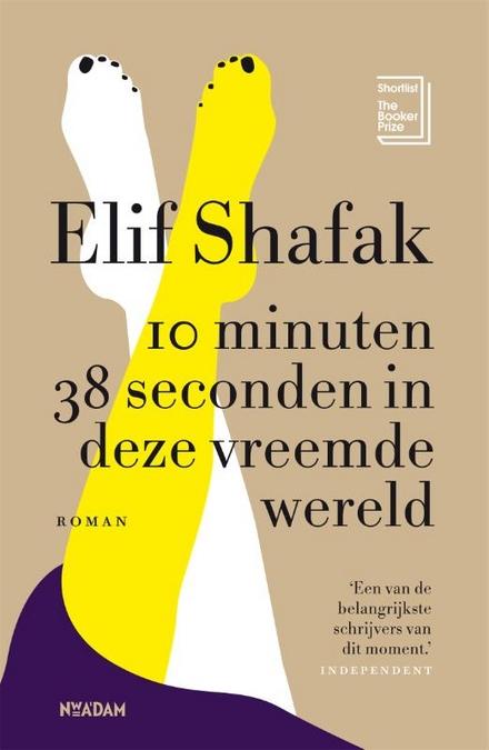 10 minuten 38 seconden in deze vreemde wereld - Een voorbeeld van wat een goed boek is.