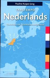 Taaltempo Nederlands : training van gespreksvaardigheid