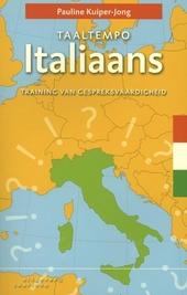 Taaltempo Italiaans : training van gespreksvaardigheid