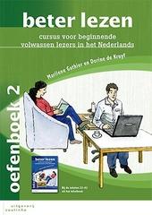 Beter lezen : cursus voor beginnende volwassen lezers in het Nederlands. Oefenboek, 2