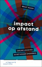 Impact op afstand : online lesgeven in het hoger onderwijs