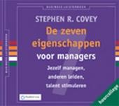 De zeven eigenschappen voor managers