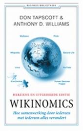 Wikinomics : hoe samenwerking door iedereen met iedereen alles verandert