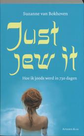 Just jew it : hoe ik joods werd in 730 dagen