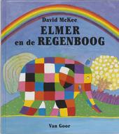 Elmer en de regenboog