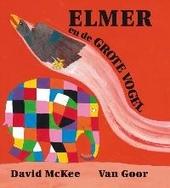 Elmer en de grote vogel