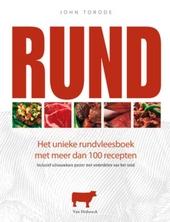 Rund : het unieke rundvleesboek met meer dan 100 recepten