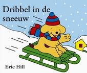 Dribbel in de sneeuw