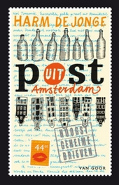 Flessenpost uit Amsterdam : hoogst geheime brieven van een prinses