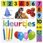 Leer tellen met kleurtjes