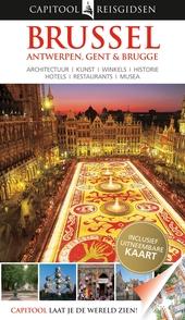 Brussel, Antwerpen, Gent & Brugge