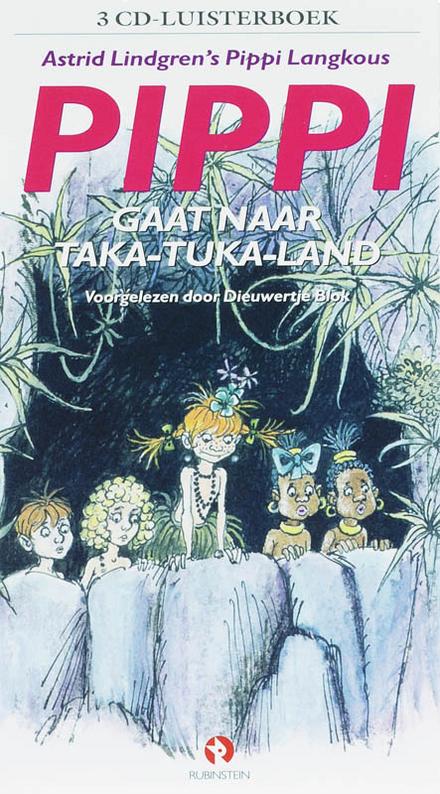 Pippi gaat naar Taka-Tuka-land