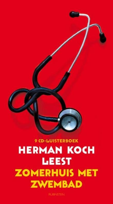 Herman Koch leest Zomerhuis met zwembad