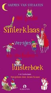 Het grote Sinterklaas versjes- en verhalenluisterboek