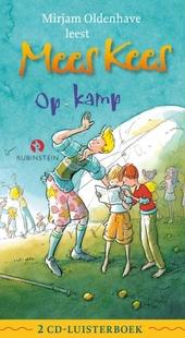 Mirjam Oldenhave leest Mees Kees op kamp