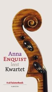Anna Enquist leest Kwartet