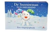 De sneeuwman en de sneeuwhond : een vingerpopboek