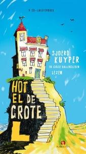Sjoerd Kuyper en Isolde Hallensleben lezen Hotel de grote L