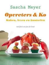 Opvreters & Ko : koken, lezen en knutselen