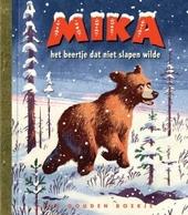 Mika, het beertje dat niet slapen wilde