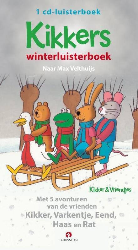 Kikkers winterluisterboek