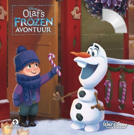 Olaf's Frozen avontuur
