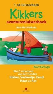 Kikkers avonturenluisterboek