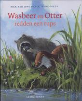 Wasbeer en Otter redden een rups