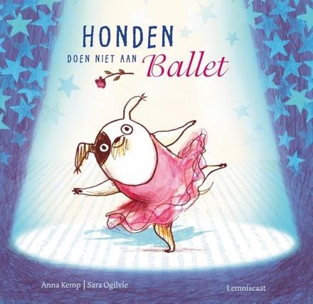 Honden doen niet aan ballet