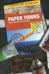 Paper towns : waar is Margo Roth Spiegelman?