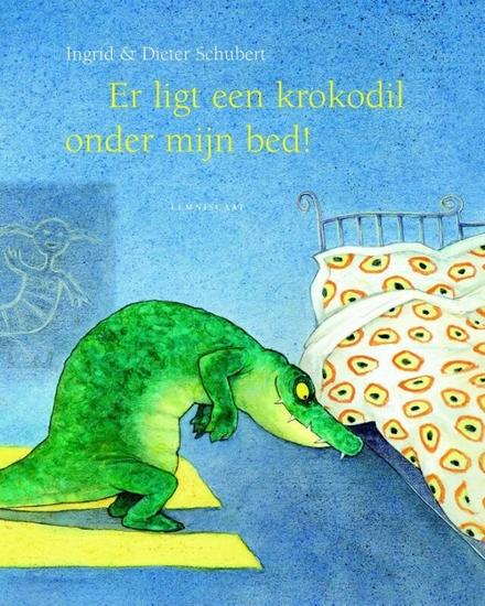 Er ligt een krokodil onder mijn bed!