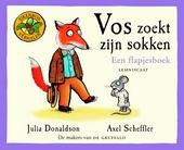 Vos zoekt zijn sokken : een flapjesboek